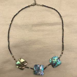 Jewelry - Necklace w/ Square Beads